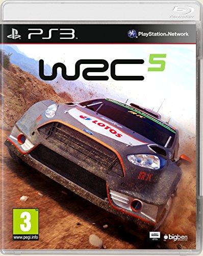World Rally Championship 5 - PlayStation 3