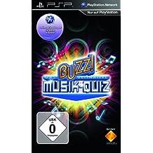 Buzz!: Das ultimative Musik - Quiz - [Sony PSP]