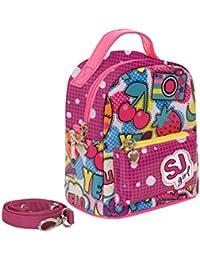 fd6eda5888 Zaino bambina SEVEN SJ GANG CHERRY POP nuova collezione 2018 mini handpack  zaino mini rosa pois