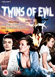 Twins Of Evil [1971] [DVD]