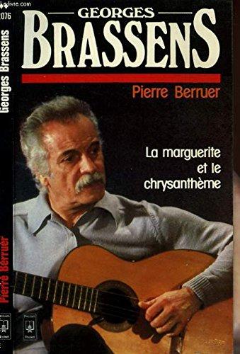 Georges Brassens par Pierre Berruer