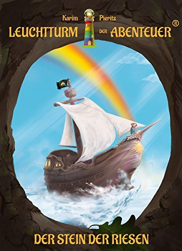 Leuchtturm der Abenteuer 5 Der Stein der Riesen (Hardcover): Spannende, magische & lustige Kinderbücher für Leseanfänger - Kinderbuch ab 8 Jahren für Jungen & Mädchen