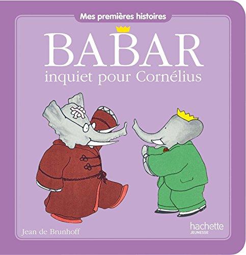 Babar inquiet pour cornelius par Jean de Brunhoff