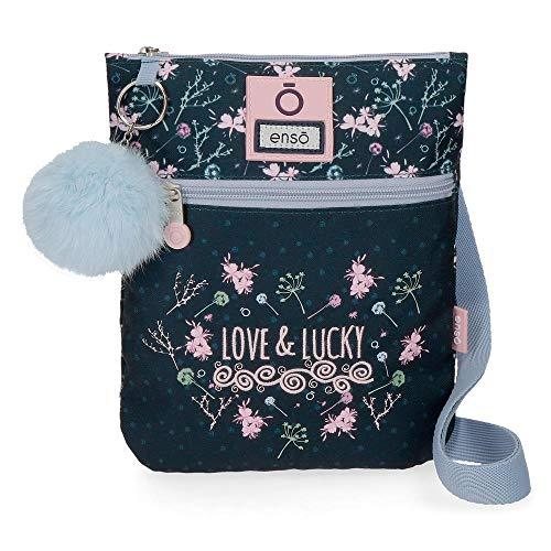Enso Love and Lucky Bolso Bandolera, 24 cm, 0.24 litros