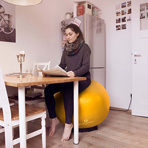 preisvergleich doyourfitness gymnastikball inkl gratis willbilliger. Black Bedroom Furniture Sets. Home Design Ideas