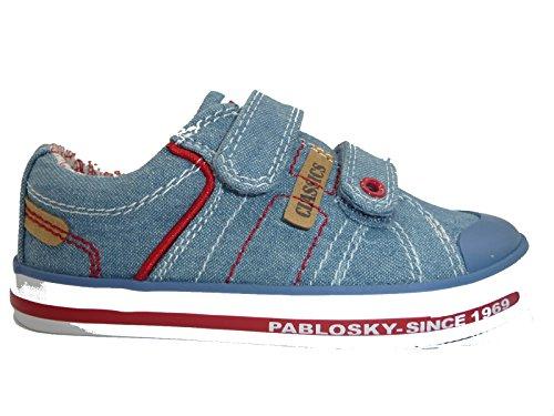 Pablosky , Jungen Sneaker blau Jeans 25 Jeans