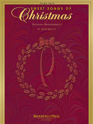 Sweet Songs of Christmas: Piano Solo (Piano Solos)