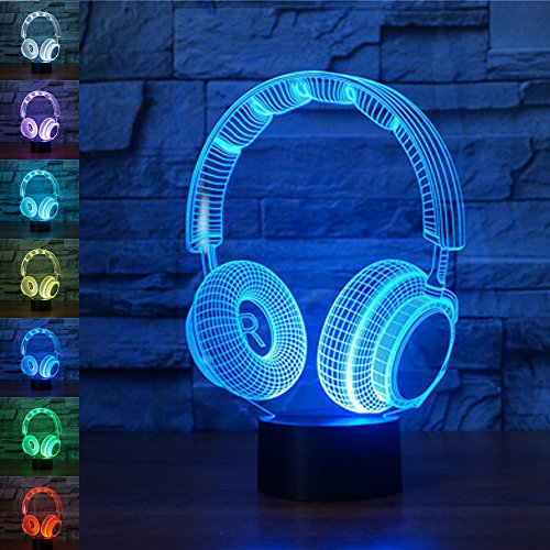acht-Licht-Modell, 7Farben, Wechseln mit der Smart-Touch-Taste, für Zuhause, Büro mehrfarbig (Andere Namen Für Halloween)