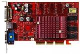 nVidia GeForce FX5200, 128MB AGP-Grafikkarte Gainward VGA+DVi ID18347
