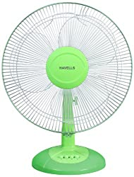 Havells Swing LX 400mm Table Fan (Green)