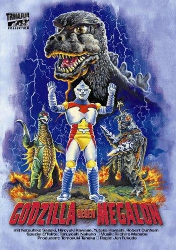 Godzilla gegen Megalon