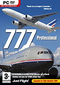 777 Professional Add-On for FS 2004 (PC DVD)