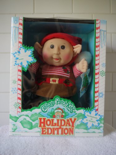 cabbage-patch-kids-holiday-edition-elf-k-mart-exclusive-30325-1992-by-cabbage-patch-kids