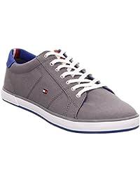 Tommy Hilfiger H2285arlow 1d, Zapatillas para Hombre, Gris (Steel Grey), EU
