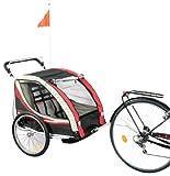 Bike Original Remorque aluminium 2 en 1