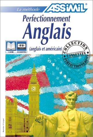 Perfectionnement Anglais (1 livre + coffret de 4 cassettes)