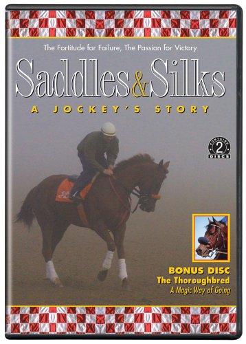 Saddles & Silks: Jockey's Story [DVD] [Import] -