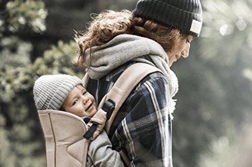 Baby Björn Babytrage One Baumwolle Birchwood