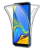 SDTEK Case for Samsung Galaxy A7 (2018) Full Body