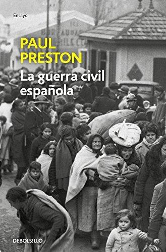 La guerra civil española por Preston  Paul