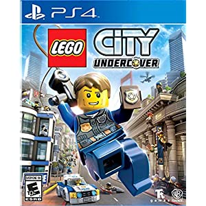 Warner Home Video - Games LEGO City Undercover - PlayStation 4 0883929580217 LEGO