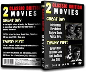 Tawny Pipit / Great Day [DVD][1944/1945]