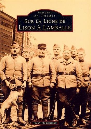 Lison à Lamballe (Sur la Ligne de) (chemin de fer)