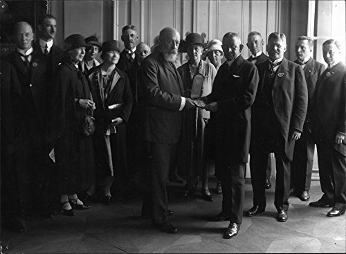 vintage-photo-of-red-cross-congress-of-the-swedish-red-cross-delegation