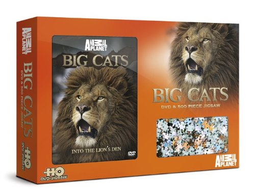 discovery-channel-big-cats-dvd-jigsaw-gift-pack-reino-unido