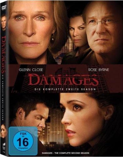 Damages - Im Netz der Macht, Die komplette zweite Season [3 DVDs]