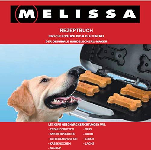 Hunde-Kekse Maker Leckerli mit tollen Rezepten für Hundekuchen - 4