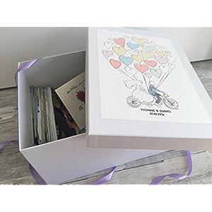 Erinnerungsbox zur Hochzeit
