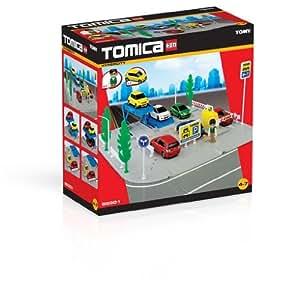 Tomy - 85301 - Tomica Scènes - Parking