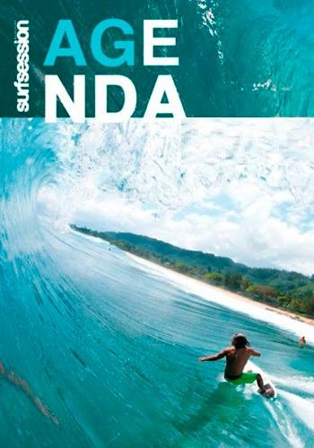 Agenda 2015-2016 Surf Session par Surfsession