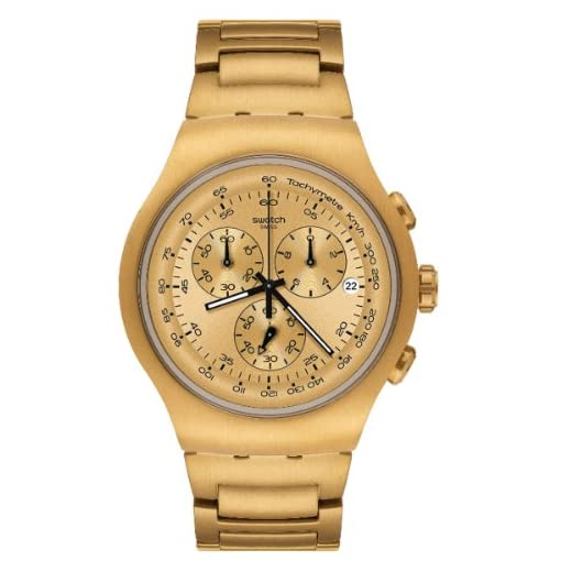 51CKheRQtML. SS510  - SChronograph Gold Mens YOG402G watch