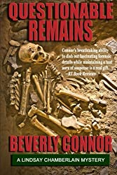 Questionable Remains: Lindsay Chamberlain Mystery #2 by Beverly Connor (2014-03-21)