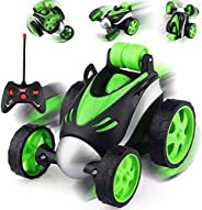 Toyshine Vibe Remote Control Car RC Stunt Vehicle 360°Rotating Rolling Radio Control Electric Race Car Boys To