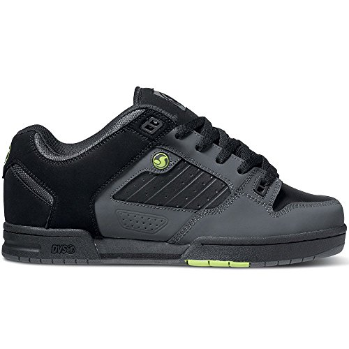 Scarpa Dvs Militia Nero Leather-Nubuck (Eu 47 / Us 12 , Nero)