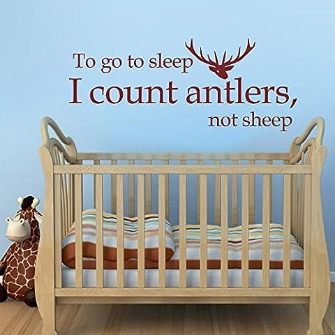 To Go To Sleep i count corna