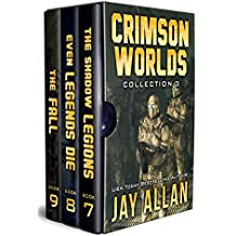Crimson Worlds Collection III: Crimson Worlds Books 7-9 (Crimson Worlds Collections Book 3)