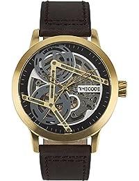 Timecode TC-1018-02_it Reloj de pulsera para hombre