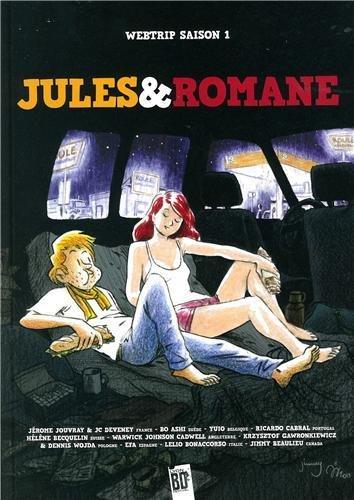 Webstrip, Saison 1 : Jules & Romane