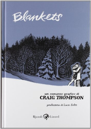 Blankets por Craig Thompson