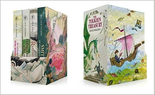 The Tolkien Treasury Cover Image