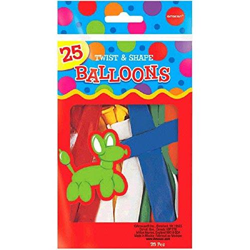 Twist und Shape-Ballons (25) Party Supplies