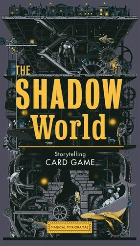 The Shadow World : A sci-fi Storytelling Card Game