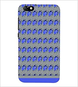 HUAWEI HONOR 4X PATTERN Designer Back Cover Case By PRINTSWAG