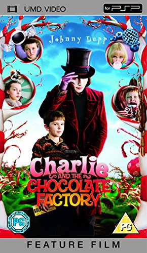 Charlie And The Chocolate Factory [UMD Mini for PSP] [2005]