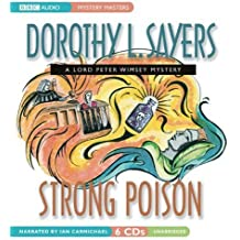 Strong Poison (Lord Peter Wimsey Mysteries with Harriet Vane)