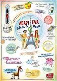 Adam und Eva lebten in Paris: Lustige Versprecher aus Kindermund (Poster für die Öffentlichkeitsarbeit in Kitas und Grundschulen)